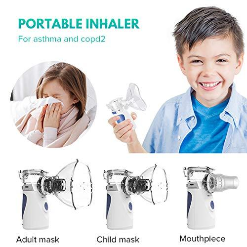 🔥80% OFF🔥Miracle Portable Nebulizer