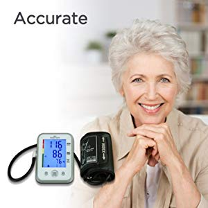 accurate blood pressure monitor reader