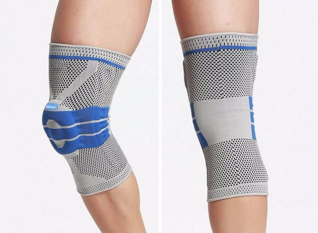 71eb625abf Buy 1 Get 1 Free Now  Nylon Silicon Knee Sleeve - Perfect Protection for  Sports