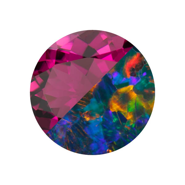 Gemstone - Pink Tourmaline