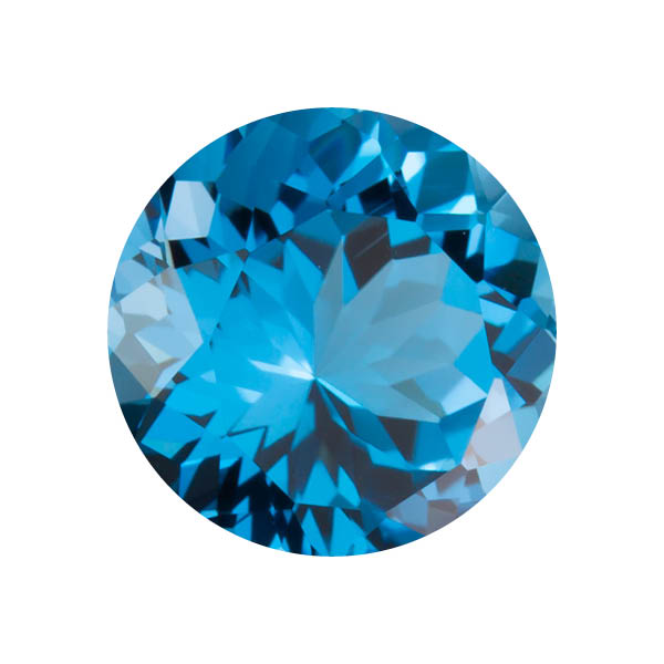 Gemstone - Blue Topaz