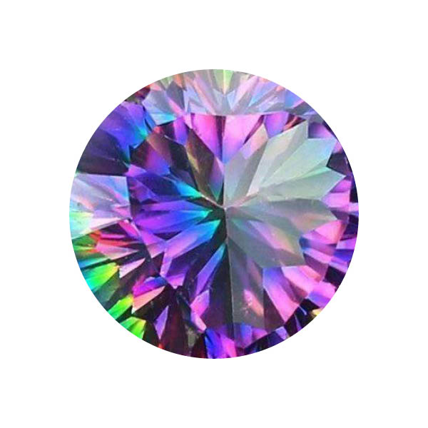 Gemstone - Mystic Fire Topaz