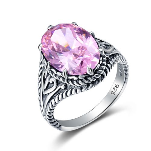 Silver Beauty (Pink Tourmaline)