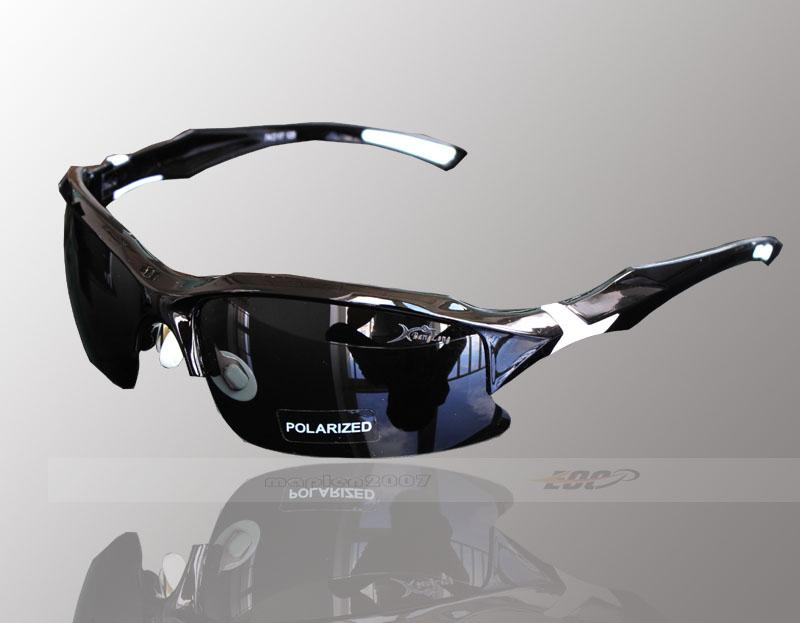 0763cc00d3 THE BLACK - Polarized Sports Sunglasses