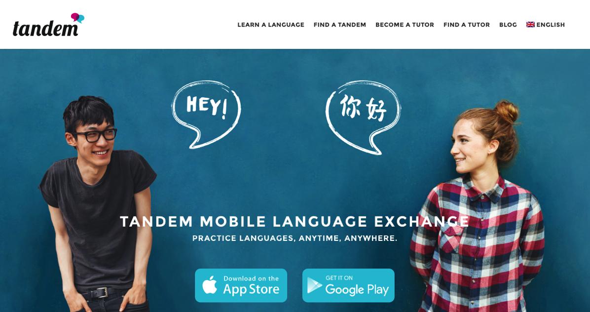 台湾華語の勉強がはかどる言語交換アプリ&WEBサービス5選!