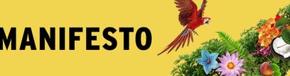 Main banner manifesto