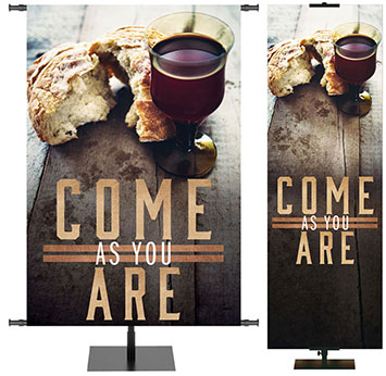 NEW! Communion Banners