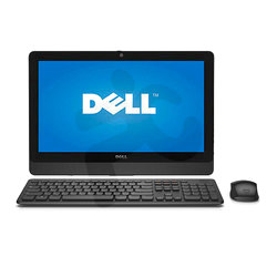 "Dell®  																	AIO	Inspiron 20 3000 Celeron N3150 Quad Core 4GB 500GB 19,5"" HD+ Ubuntu"