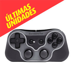 Steelseries®  																	Control Inalámbrico Bluetooth (Tablet / Smartphone / PC / Mac)