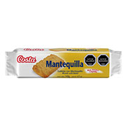 Galletas de Mantequilla Costa