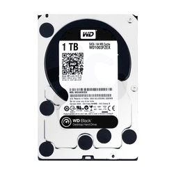 WD®  																	Disco Duro 1TB Sata3 7200 rpm 64MB Black