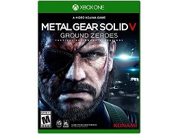 Metal Gear Solid V: Ground Zeroes XBOX ONE