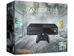 XBOX ONE 1 TB The Division Bundle + 3 meses Live
