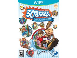 Family Party: 30 Great Games Obstacle Arcade Wii U