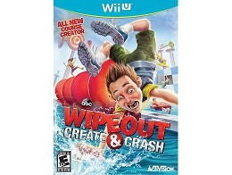 Wipeout Create and Crash Wii U