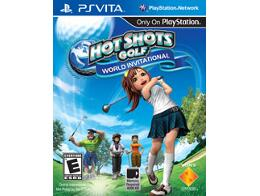 Hot Shots Golf PS Vita