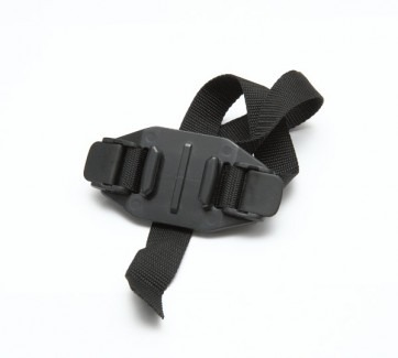 Vented Helmet Strapped Baseplate - Correas Casco Bicicleta GoPro