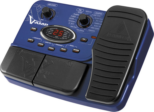 Pedal Multiefecto X V-AMP LX1X