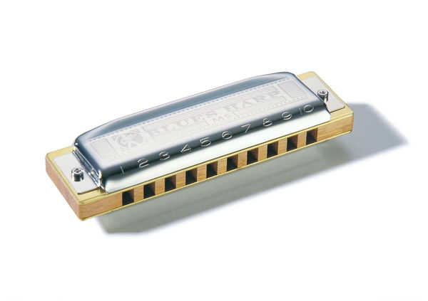 Armónica Blues Harp MS (Sol)