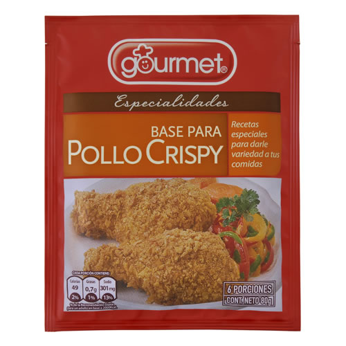 Base Pollo Crispy