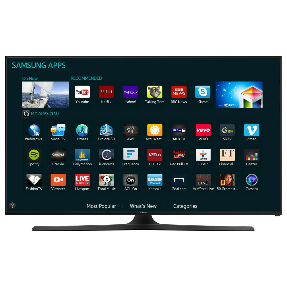 LED 48 Full HD Smart TV / 48J5300