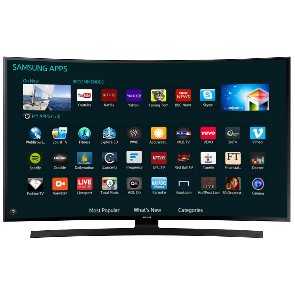 LED 55 Ultra HD Smart TV/JU6700