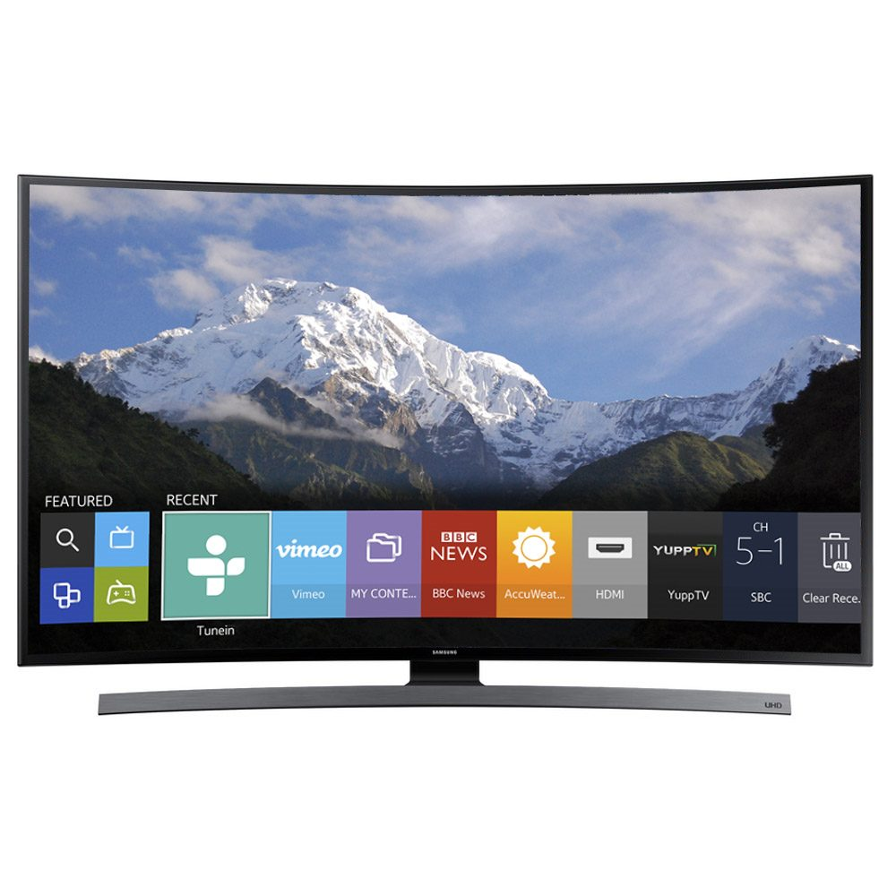 LED 65 Curvo Ultra HD Smart TV / 65JU6700