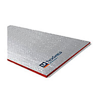 Plancha OSB Techshield 11,1mm barrera radiante Arauco