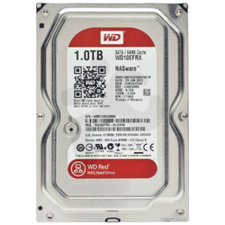 WD®  																	Disco Duro NAS 1TB Red