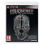 Dishonored Game of the Year para PS3