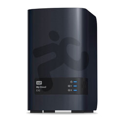 Servidor NAS MY CLOUD EXPERT SERIES EX2 ULTRA 4TB