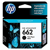 Tinta INK Advantage 662 Negra