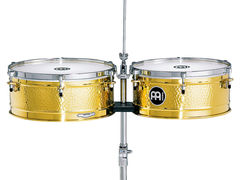 Timbaletas Serie Artista Luis Conte LC1BRASS Solid Brass