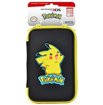 3Ds Xl New Pikachu  Bolso Hard Pouch