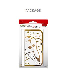 3Ds Xl Protector Premium Gold Pikachu