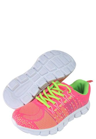 Zapatilla Jogging Neon Green Kettal