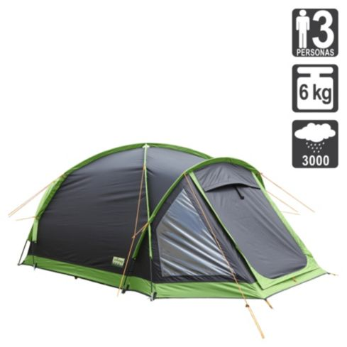 Carpa Pro Antillanca 3 personas           Klimber Plus          	             0  unidades disponibles