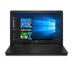 "Notebook Inspiron 15 3000 Intel Celeron N3060 4GB 500GB 15,6"" Windows 10"