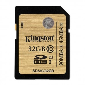 Memoria SD Kingston 32 gb