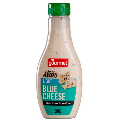 Aliño Light Blue Cheese Botella 250 g