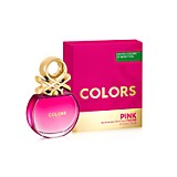 Perfume Colors Pink 50 ml