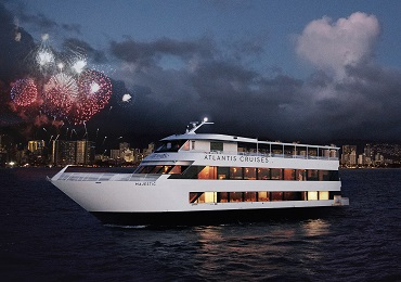 Product Majestic FRIDAY Night Dinner Cruise