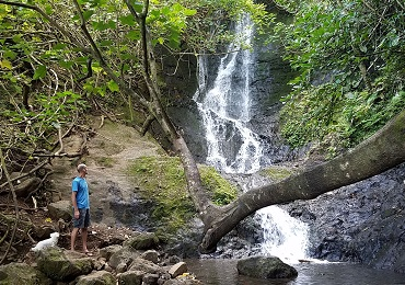 Product Oahu Bike & Waterfall Hike- June to August