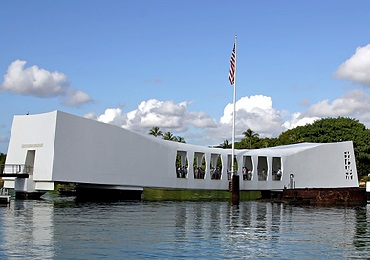 Pearl Harbor Excursion Tour 77B