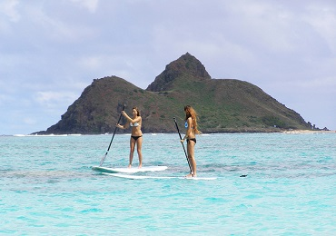 Stand-Up Paddle Board Rental