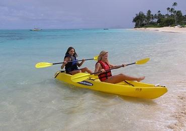 Product Double Kayak Rental