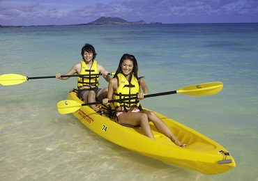 Double Kayak Rental image 2