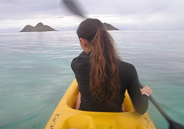 Single Kayak Rental image 1