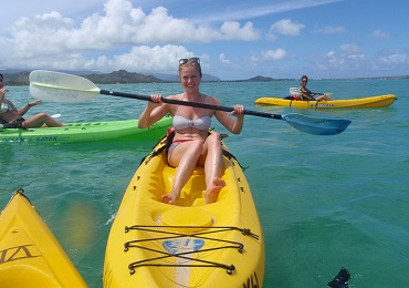 Single Kayak Rental image 2