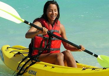 Product Single Kayak Rental
